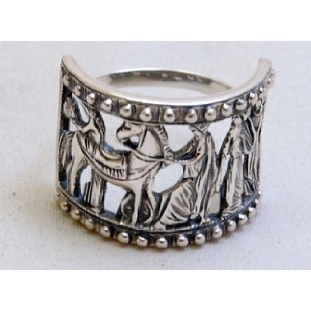 Серебряное кольцо бр-2100438_3
