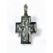 Срібний хрестик ст-25