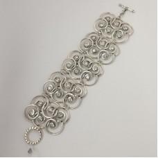 Срібний браслет бр-10218