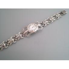 Серебряные часы бр-7100032