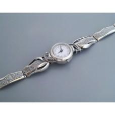 Серебряные часы бр-7110004