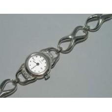 Серебряные часы бр-7110009