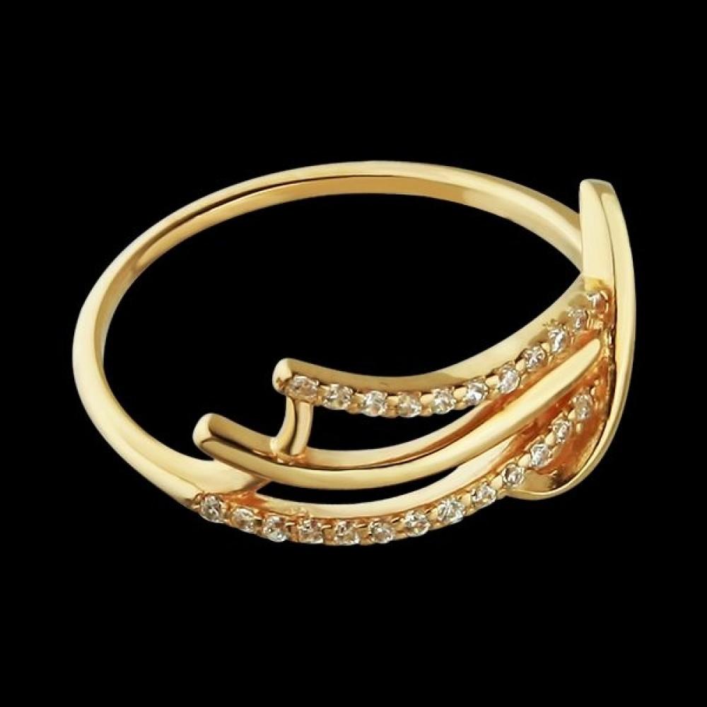 Золотое кольцо аг-111372