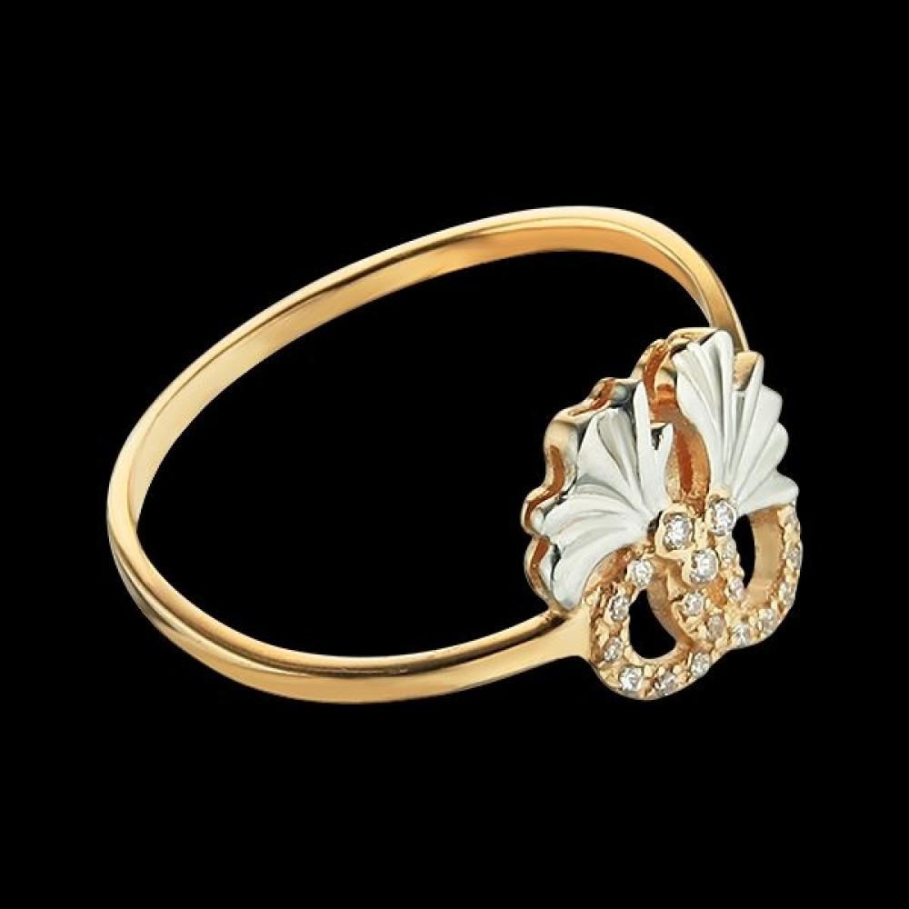 Золотое кольцо аг-111553
