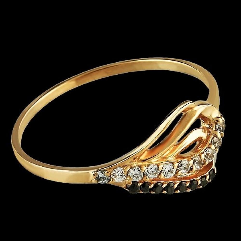 Золотое кольцо аг-1710258