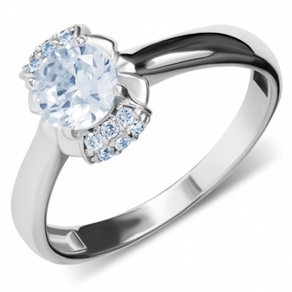 Серебряное кольцо ЛЗ-1968