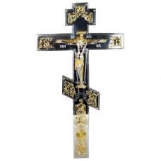 Крест напрестольный серебряный аг-2.7.0045
