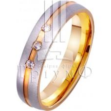 Обручальное кольцо 412308к