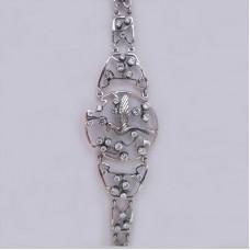Серебряный браслет бр-10202