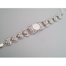 Серебряные часы бр-7100035