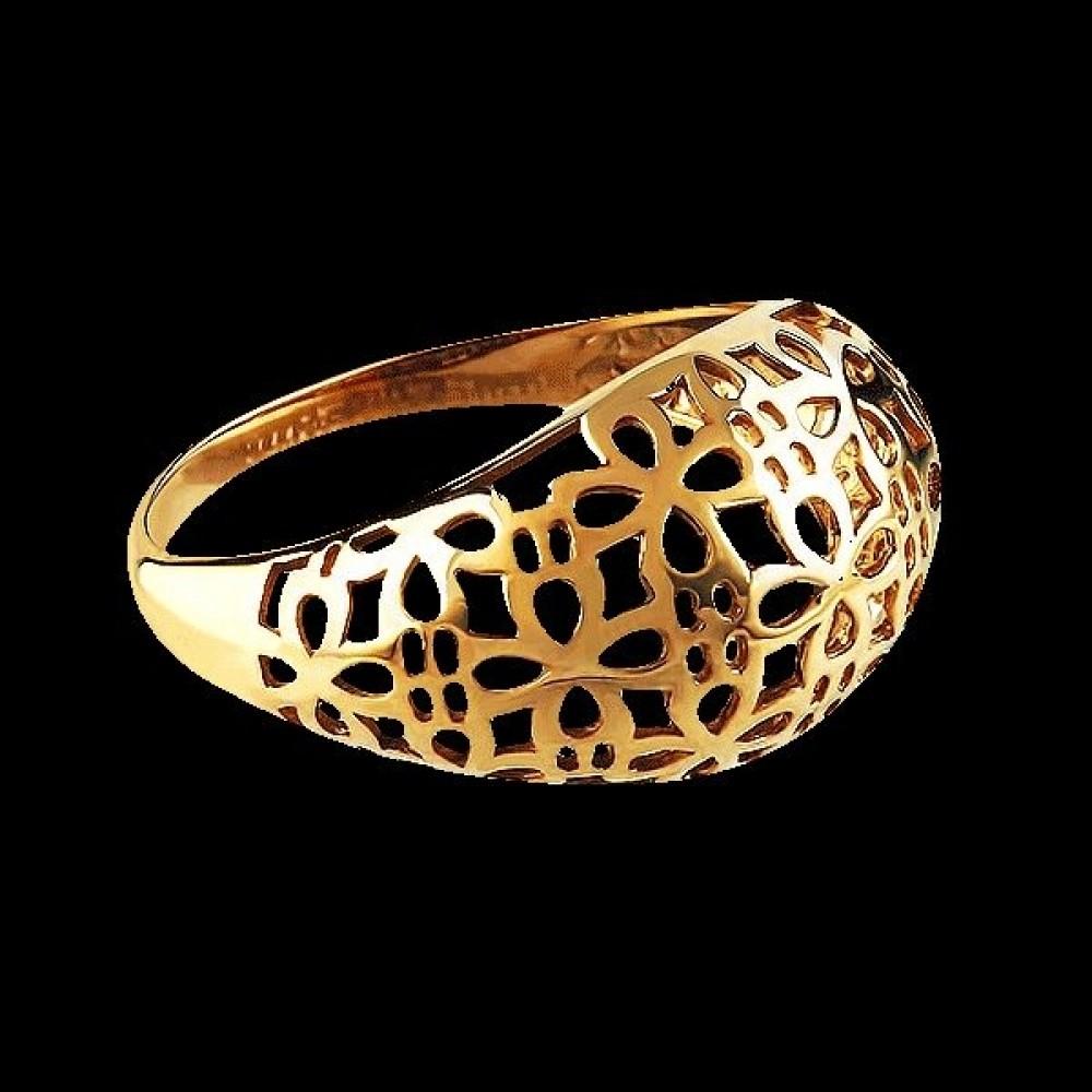 Золотое кольцо аг-111155