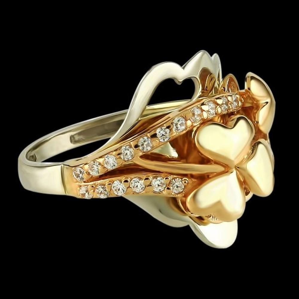 Золотое кольцо аг-111160