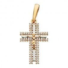 Золотой крест Эксклюзив аг-1.4.0777