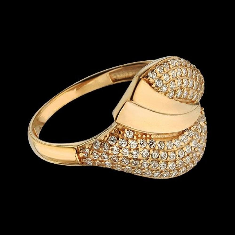 Золотое кольцо аг-1710359