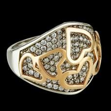 Золотое кольцо аг-1810373