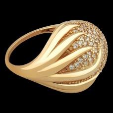 Золотое кольцо аг-1810380