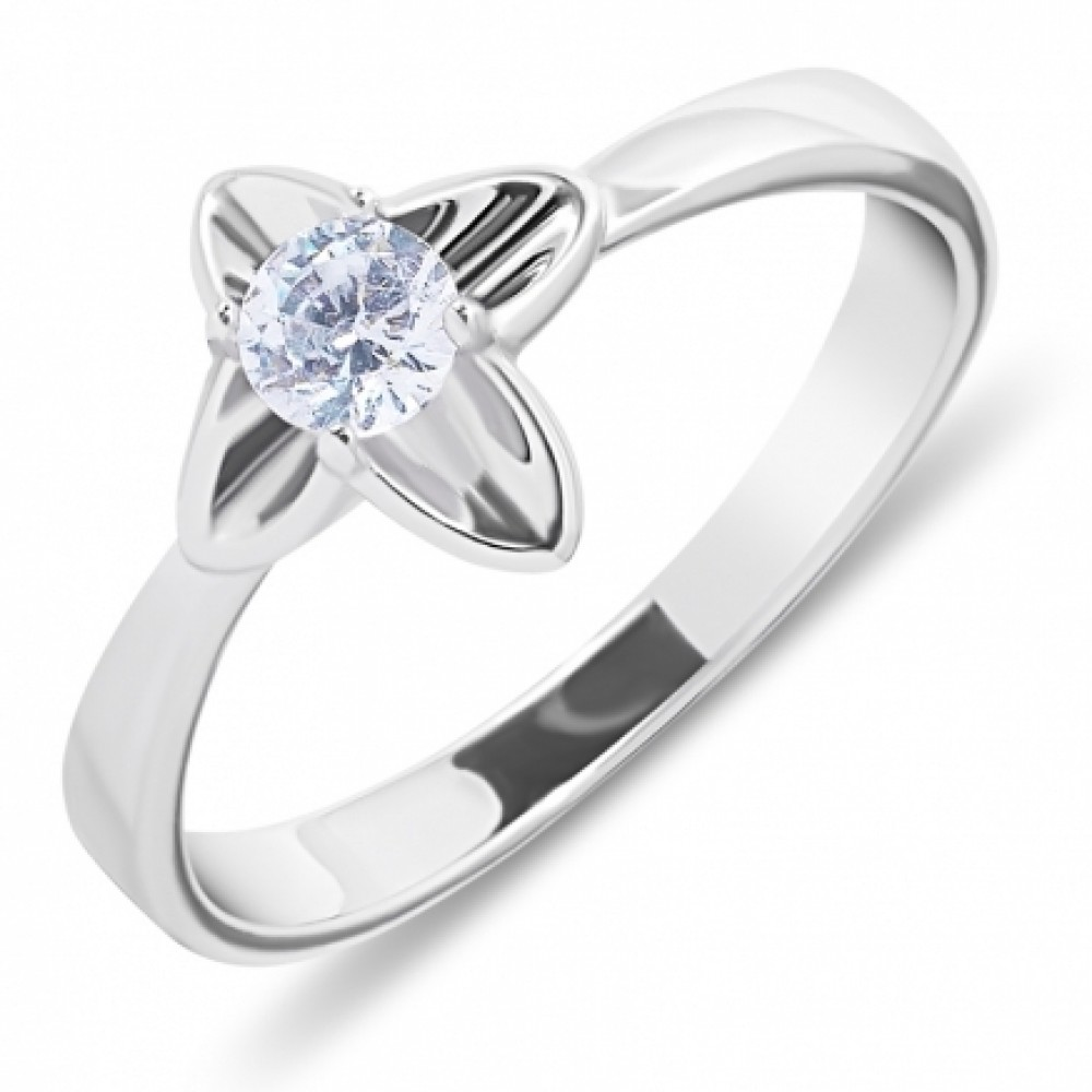Серебряное кольцо ЛЗ-1965