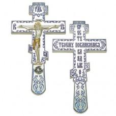Крест требный латунный аг-2.7.0707Л
