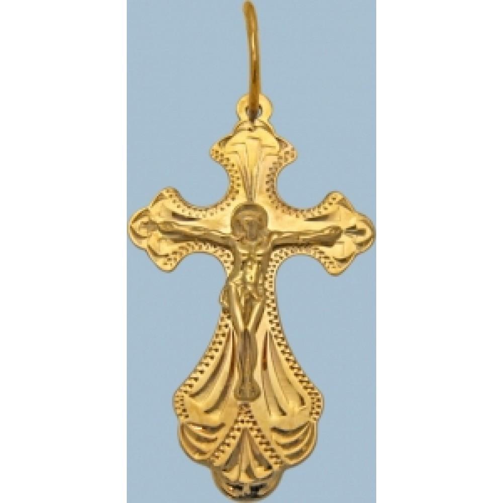 Золотой крест шк-3518
