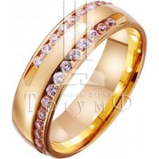 Обручальное кольцо 412776к