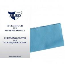 Чистящая ткань для изделий из серебра 4401 (30х24)