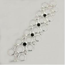 Срібний браслет бр-00322