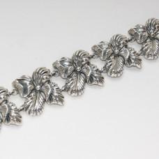 Срібний браслет бр-00341