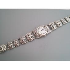 Серебряные часы бр-7100034