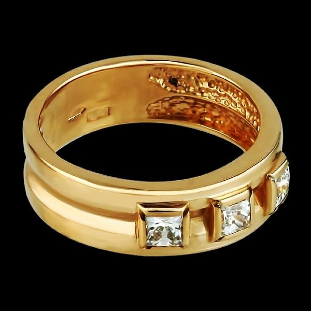 Золотое кольцо аг-111159