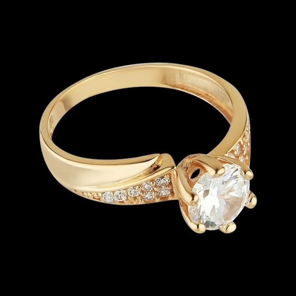 Золотое кольцо аг-111327