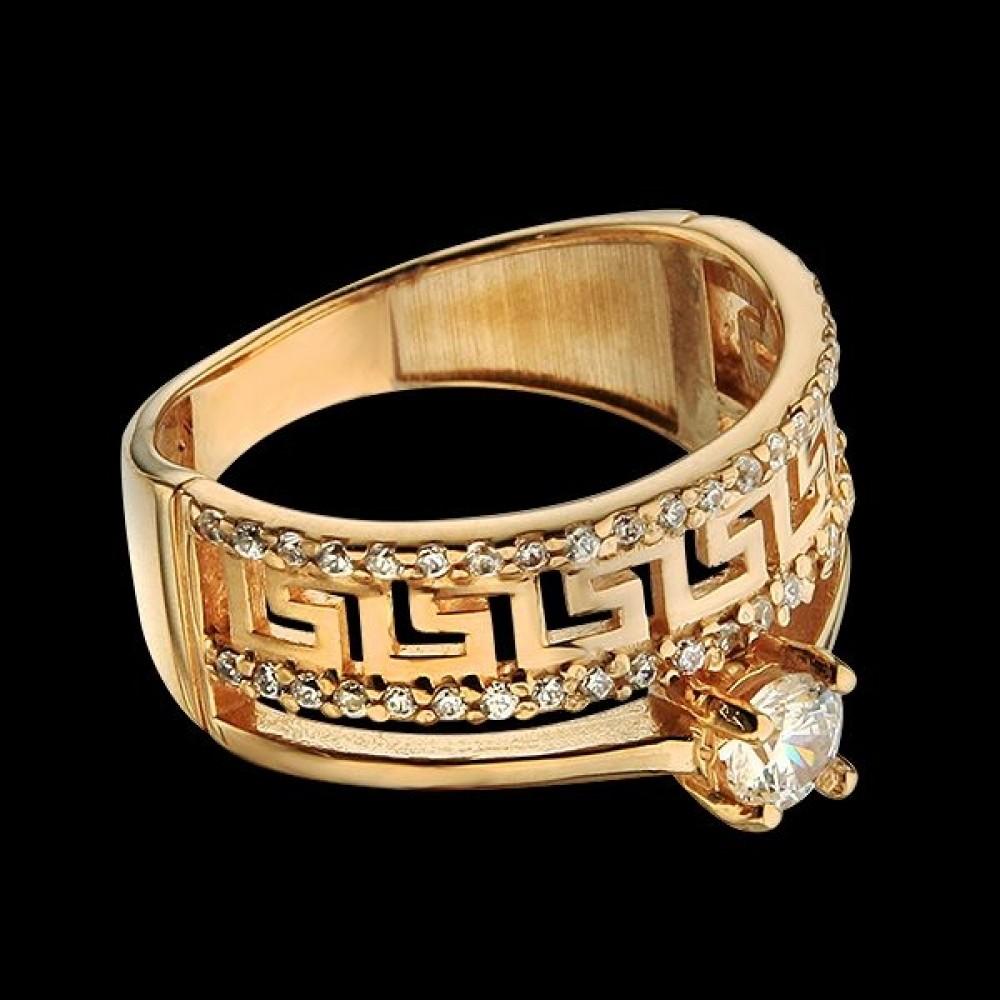 Золотое кольцо аг-111538