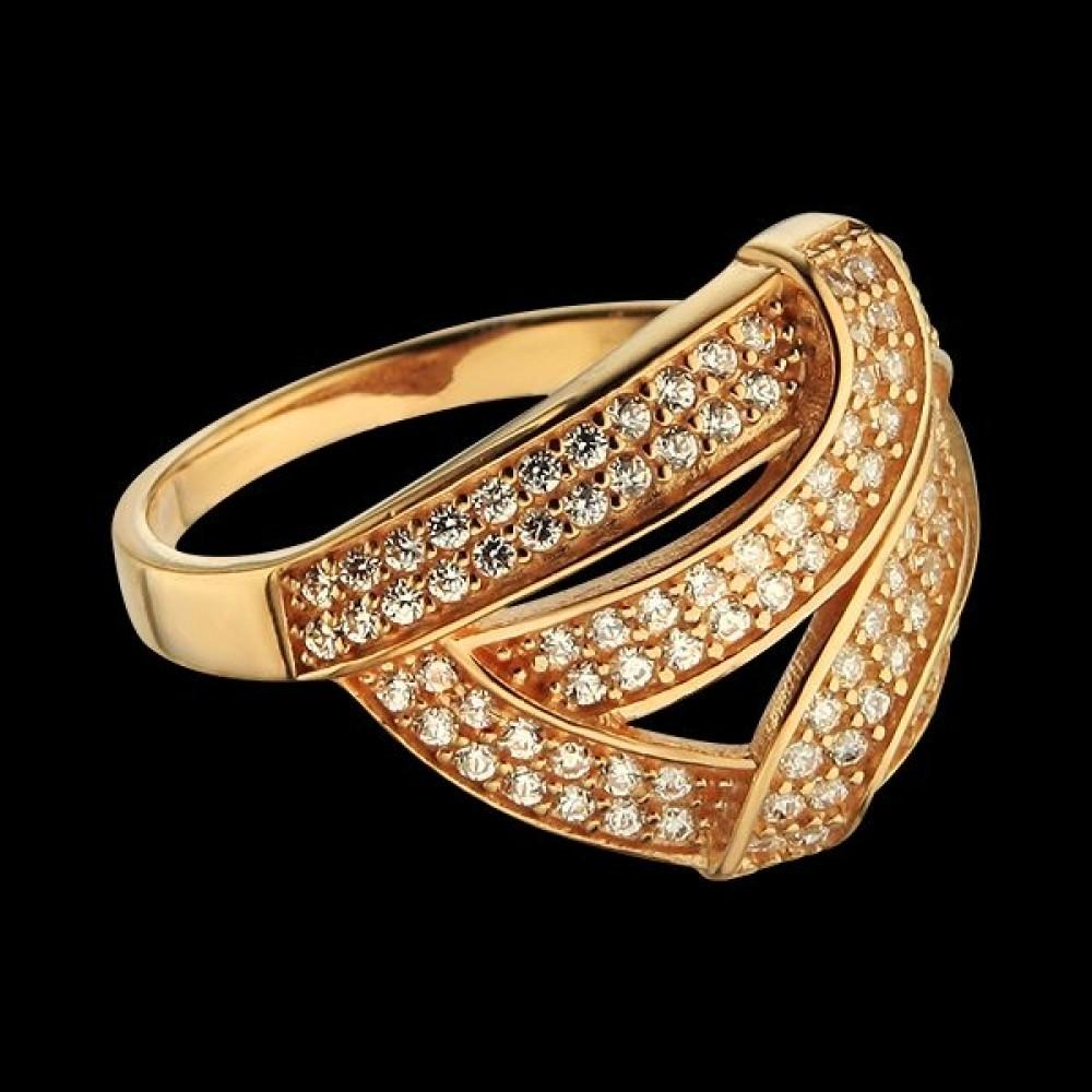 Золотое кольцо аг-111543