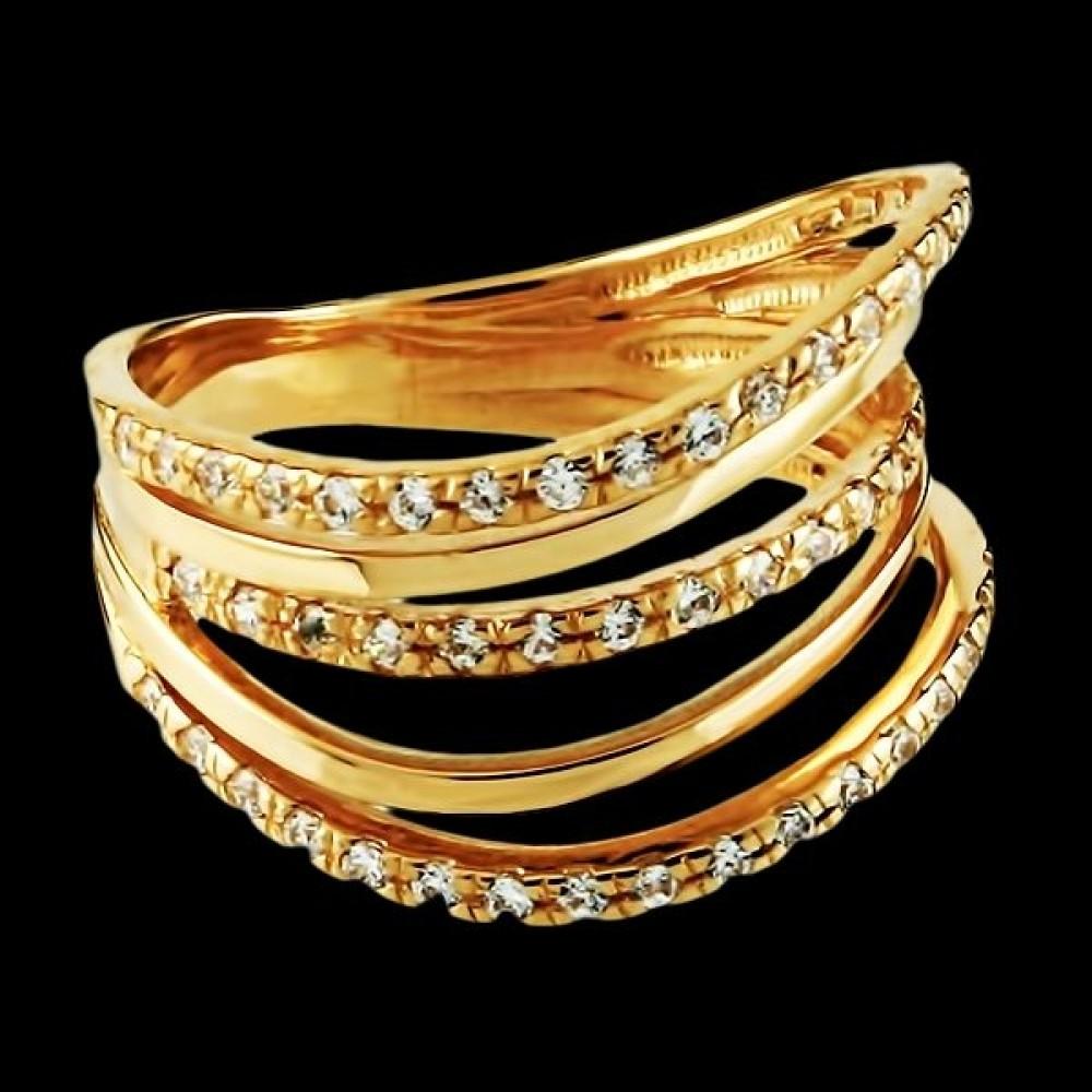 Золотое кольцо аг-1710255