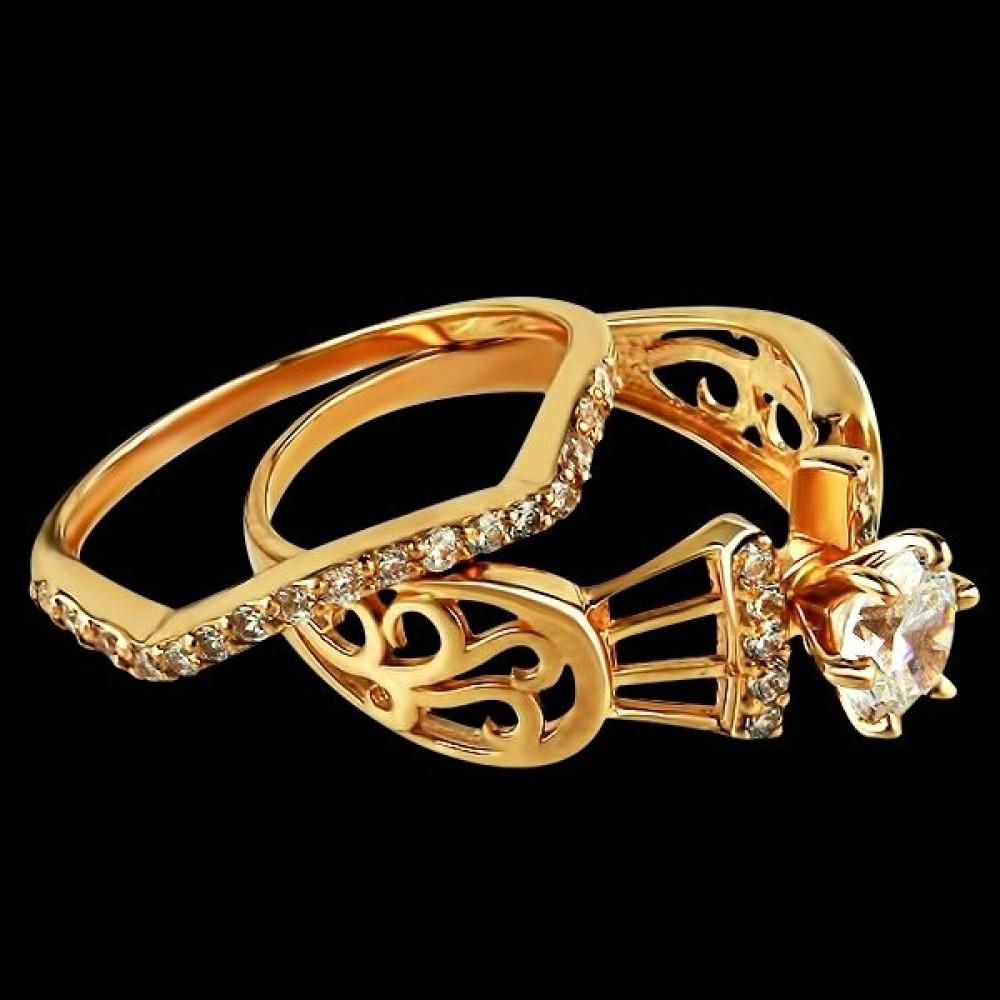 Золотое кольцо аг-1730002