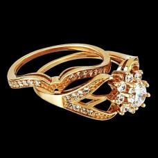 Золотое кольцо аг-1730004