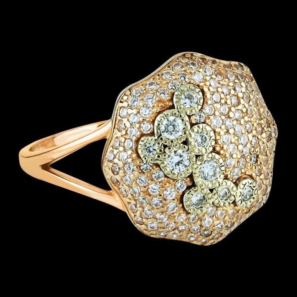 Золотое кольцо аг-1810377