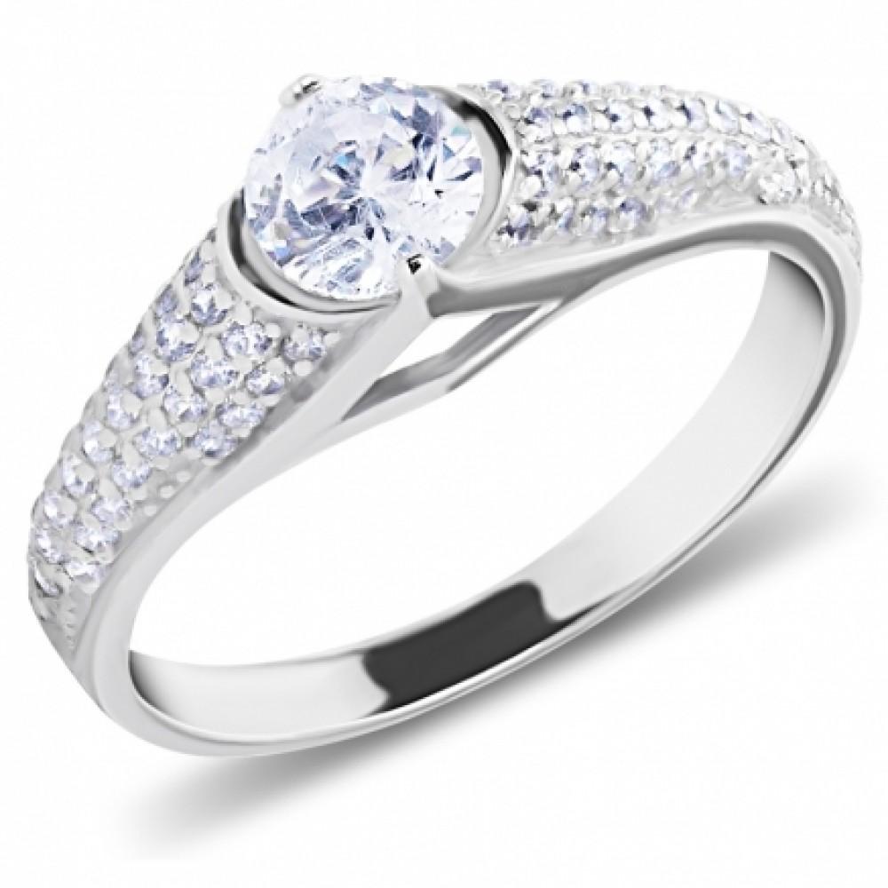 Серебряное кольцо ЛЗ-1976