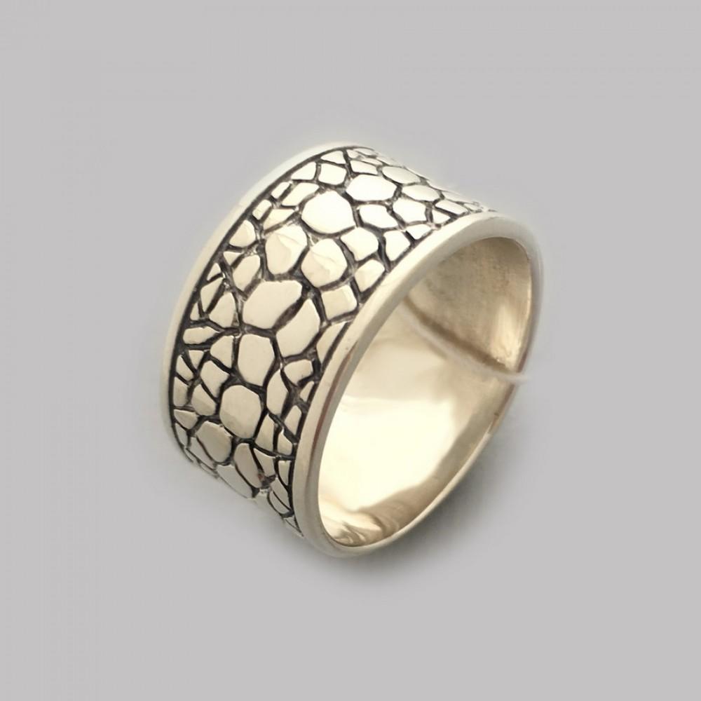 Серебряное кольцо бр-0057921