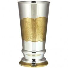 Серебряный стакан для воды АГ-280019