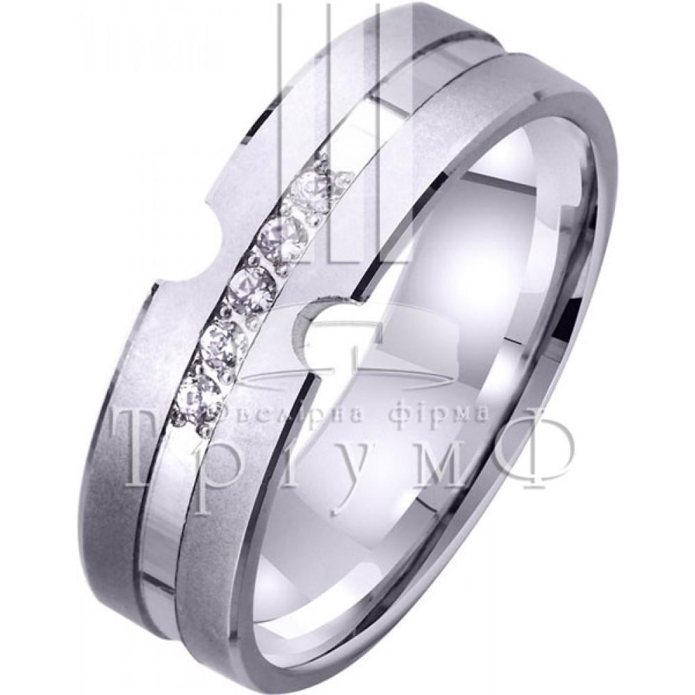 Обручальное кольцо 422335