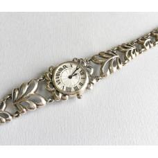 Серебряные часы бр-7100041
