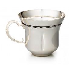 Серебряная кофейная чашка ХЮ-0700757