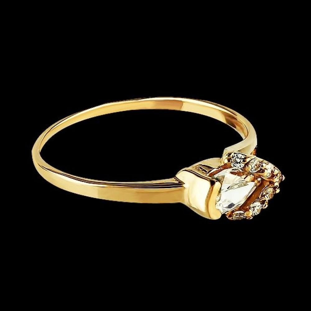 Золотое кольцо аг-111143