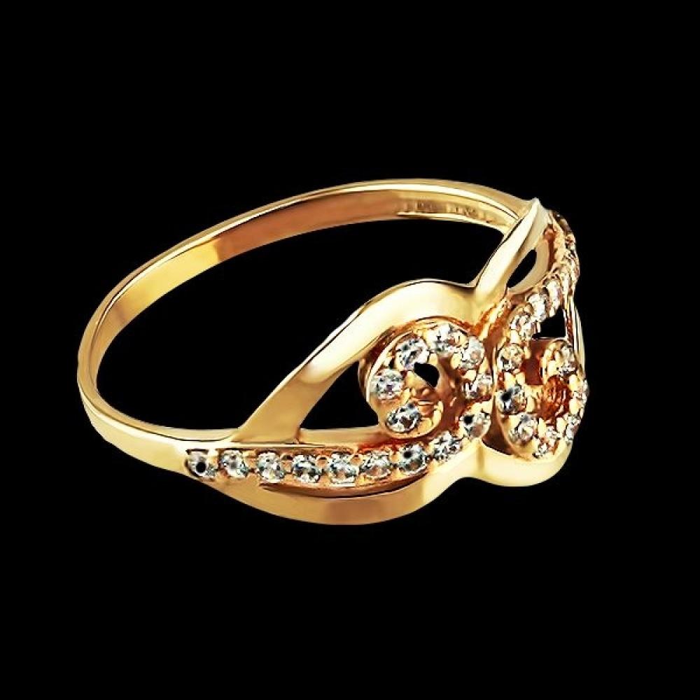 Золотое кольцо аг-111151