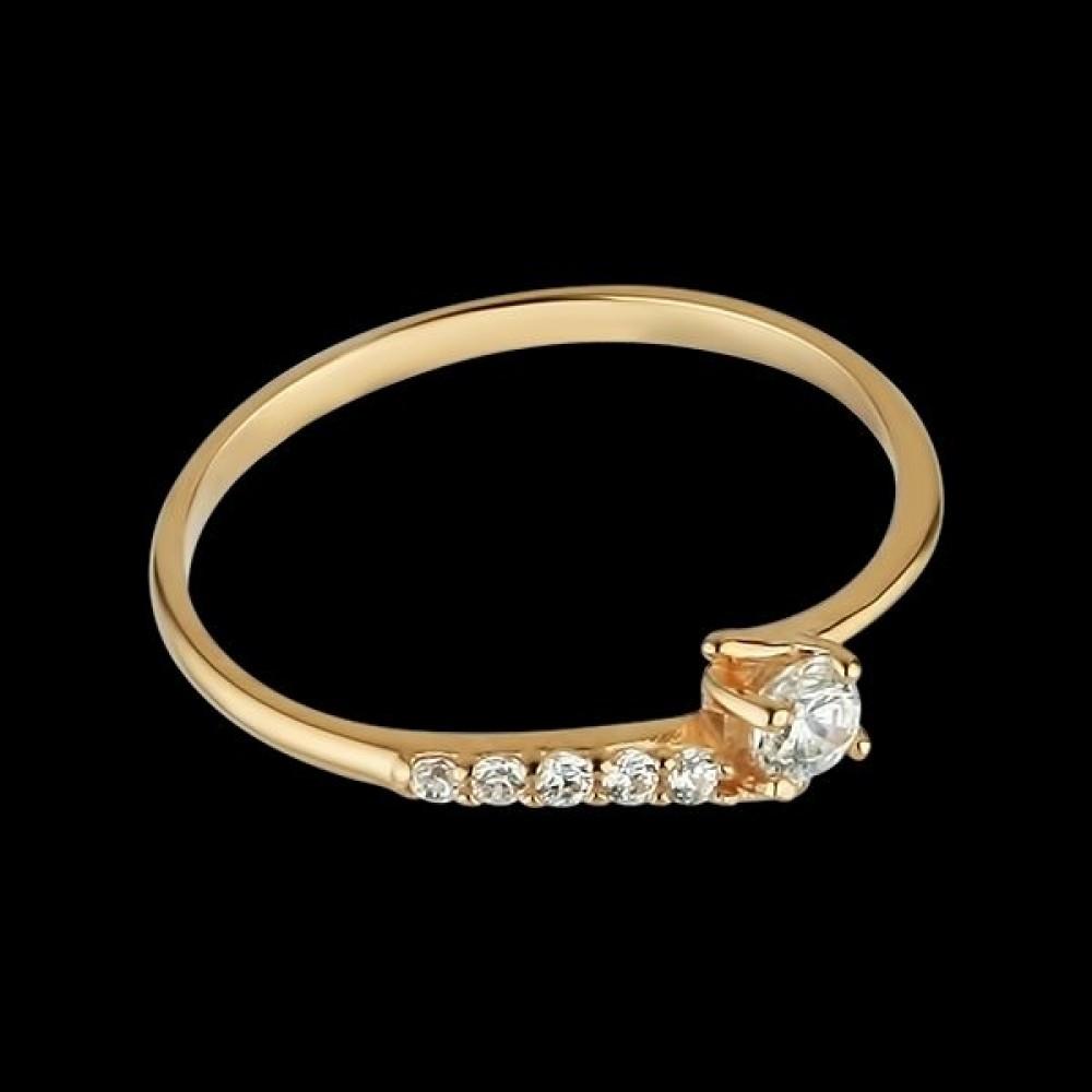 Золотое кольцо аг-111331