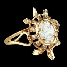 Золотое кольцо аг-1710238