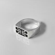 Срібна каблучка ЮМ-1541