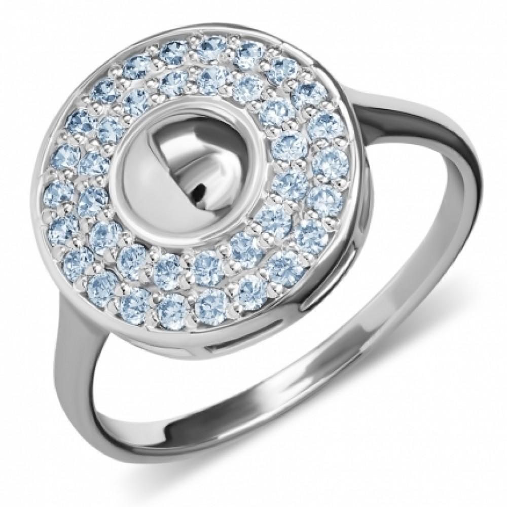 Серебряное кольцо ЛЗ-1960
