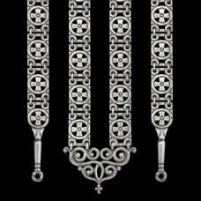 Цепь серебряная аг-2.7.0239