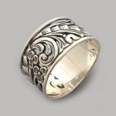 Серебряное кольцо бр-0055421